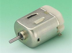 RE130 (MM10) Low torque flat DC motor