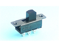 Miniature slide switch