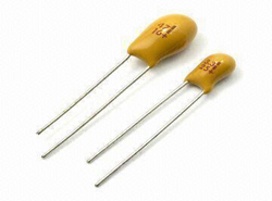Tantalum Bead Capacitors