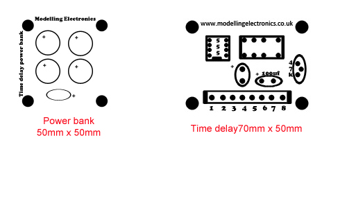 Time Delay Relay Module V2