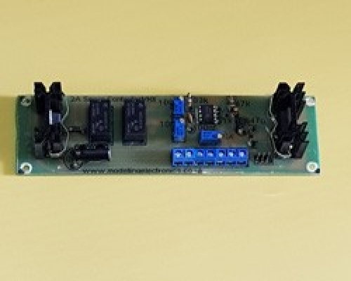2 or 3 Position 2A Servo Controller MKII