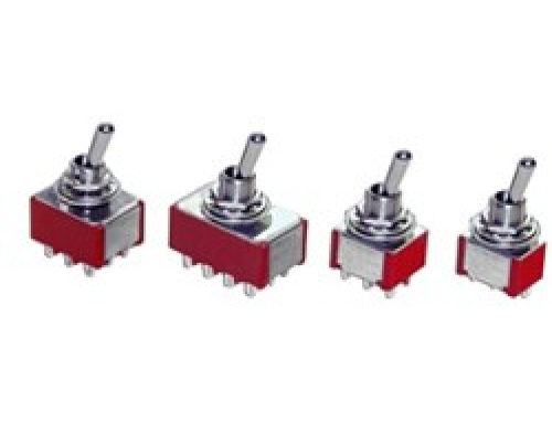Miniature toggle switches - Salecom T80-T
