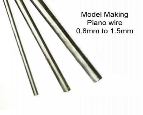 Piano wire music wire steel round